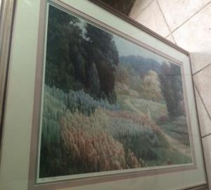 Giant frame